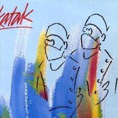 Discos de vinilo: SHAKATAK ··· DR.! DR.! - (MAXISINGLE 45 RPM / 12 INCH.) ··· NUEVO. Lote 22194823