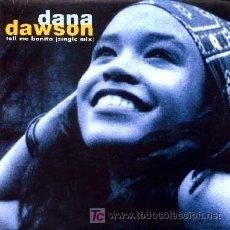 Discos de vinilo: DANA DAWSON ··· TELL ME BONITA - (SINGLE 45 RPM) ··· NUEVO. Lote 22539416