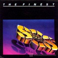 Discos de vinilo: SOS BAND ··· THE FINEST · (SINGLE 45 RPM) ··· NUEVO. Lote 22501193