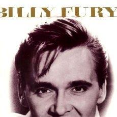 Discos de vinilo: BILLY FURY ··· STICKS 'N' STONES · (LP 33 RPM) ··· NUEVO . Lote 22581365