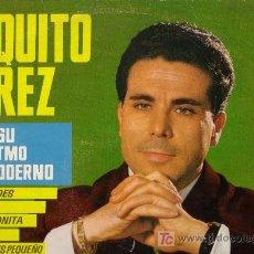 Discos de vinilo: PAQUITO JEREZ Y SU RITMO MODERNO. Lote 25141638