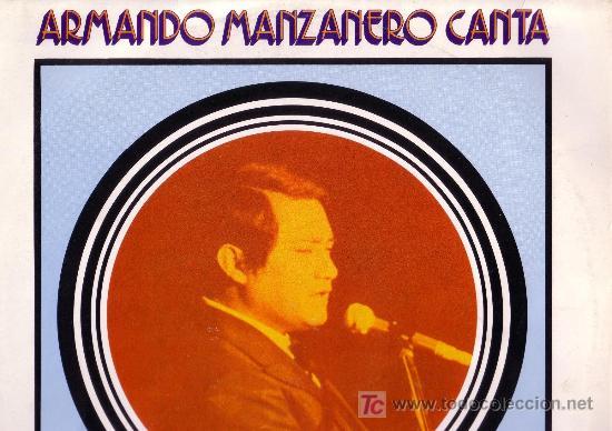 ARMANDO MANZANERO CANTA (Música - Discos - Singles Vinilo - Grupos y Solistas de latinoamérica)