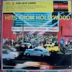 Discos de vinilo: LP - RONNIE OGDEN AND HIS ORCHESTRA - HITS FROM HOLLYWOOD. Lote 3757175