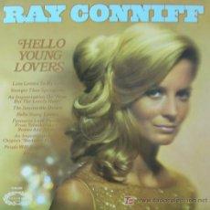 Discos de vinilo: HELLO YOUNG LOVERS / RAY CONNIFF .. LP. Lote 5576568