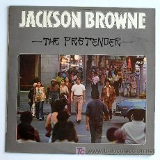 Discos de vinilo: JACKSON BROWNE ··· ENDLESS WIRE · (LP 33 RPM). Lote 22888137
