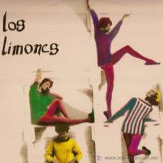 Discos de vinilo: LOS LIMONES ` DONDE ACABA EL MAR ´ GASA / DRO 1990. Lote 26716287