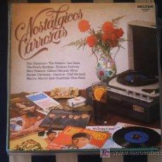 Discos de vinilo: MUSICA GOYO - LP - NOSTALGICOS CARROZAS *FF99. Lote 23673136