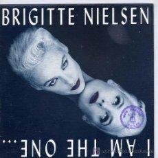 Discos de vinilo: BRIGITTE NIELSEN / MY GIREL (MY GUY) SINGLE PROMO DE 1991. Lote 3884453