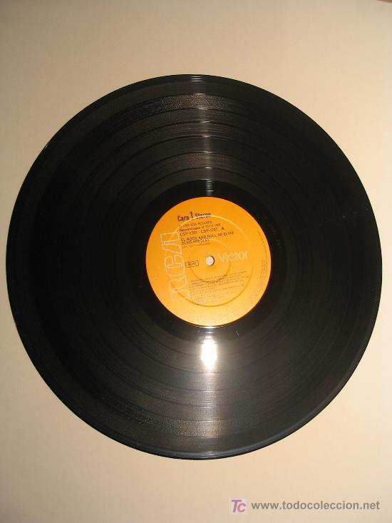 ELVIS PRESLEY / CARTAS DE AMOR DE ELVIS PRESLEY / RCA 1972 (Música - Discos - LP Vinilo - Rock & Roll)