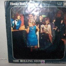 Discos de vinilo: THE ROLLING STONES ---- HONKY TONK WOMEN. Lote 24982606