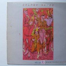 Discos de vinilo: GOLPES BAJOS / NUEVOS MEDIOS 1983 ( MAXI ). Lote 27300573