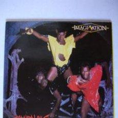 Discos de vinilo: IMAGINATION - (LP) SCANDALOUS. Lote 3924066