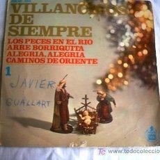 Discos de vinilo: VILLANCICOS DE SIEMPRE - 1966. Lote 15778724