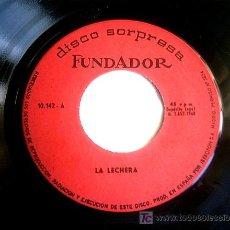Discos de vinilo: CUENTOS - 1968 - LA LECHERA Y EL FLAUTISTA DE HAMELIN. Lote 6901937
