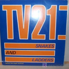 Discos de vinilo: TV 21 ---- SNAKES AND LADDERS. Lote 27021237