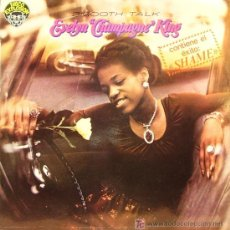 Discos de vinilo: EVELYN CHAMPAGNE KING-SMOOTH TALK LP VINILO RARO EDITADO POR RCA EN 1978. Lote 3966166