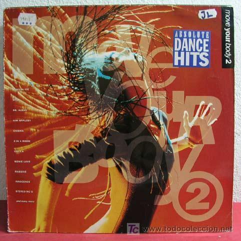 ANSOLUTE DANCE HITS (SNAP, DR. ALBAN, LEILA K, MASSIVE, INNOCENCE, TRACIE SPENCER...) 1991 LP33 (Música - Discos - LP Vinilo - Disco y Dance)
