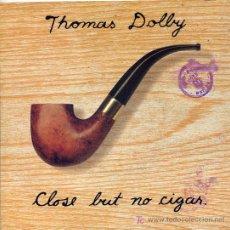 Discos de vinilo: THOMAS DOLBY / CLOSE BUT NO CIGAR / NCON SISTERS (SINGLE DE 1992). Lote 4000063