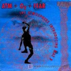 Discos de vinilo: ATMOSPHEAR ··· ATM-OZ-FEAR - (SINGLE 45 RPM). Lote 27084690