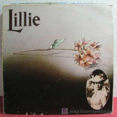 Discos de vinilo: LILLIE 'THE SOUTH BANK ORCHESTRA' LONDON-1978 LP33. Lote 4068028