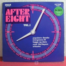Discos de vinilo: AFTER EIGHT VOL.1 'OLE HOYERS ORKESTER' LP33. Lote 4081466