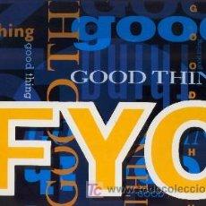 Discos de vinilo: FINE YOUNG CANNIBALS ··· GOOD THINKS - (MAXISINGLE 45 RPM) ··· NUEVO SIN DESPRECINTAR. Lote 23792523