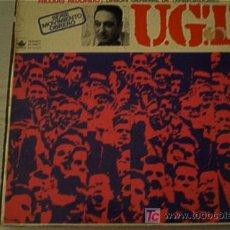 Discos de vinilo: RARO LP UGT. NICOLAS REDONDO. Lote 13302972