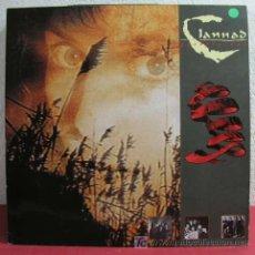 Discos de vinilo: CLANNAD ( PAST PRESENT ) 1989 LP33. Lote 4100613