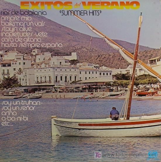 EXITOS DEL VERANO LP (Música - Discos - LP Vinilo - Grupos Españoles de los 70 y 80)