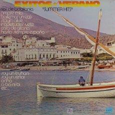 Discos de vinilo: EXITOS DEL VERANO LP. Lote 4110275