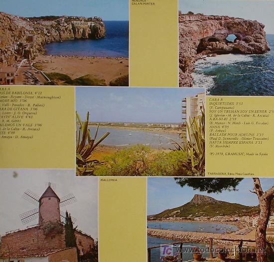 Discos de vinilo: EXITOS DEL VERANO LP - Foto 3 - 4110275