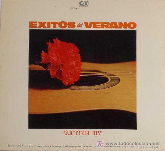 Discos de vinilo: EXITOS DEL VERANO LP - Foto 4 - 4110275
