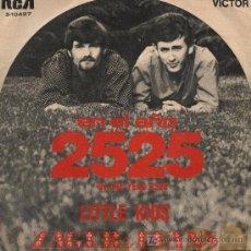 Discos de vinilo: ZAGER & EVANS . Lote 4134834