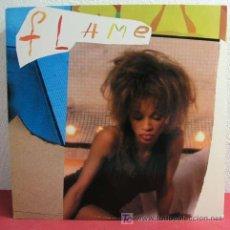 Discos de vinilo: FLAME ( FLAME ) 1989 LP33. Lote 4150813