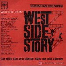 Discos de vinilo: WEST SIDE STORY . Lote 11254165