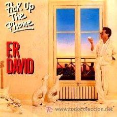 Discos de vinilo: FR DAVID ··· PICK UP THE PHONE / SOMEONE TO LOVE - (SINGLE 45 RPM). Lote 24588014