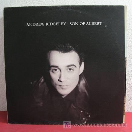 ANDREW RIDGELEY ( SON OF ALBERT ) 1990-HOLANDA LP33 (Música - Discos - LP Vinilo - Pop - Rock Extranjero de los 90 a la actualidad)