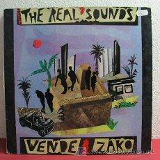 Discos de vinilo: THE REAL SOUNDS ( VENDE ZAKO ) 'ZIMBABWE' ENGLAND-1981 LP33. Lote 4180842