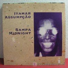 Discos de vinilo: ITAMAR ASSUMPÇAO ( SAMPA MIDNIGHT ) 1990 - GERMANY LP33 MESSIDOR. Lote 77411395