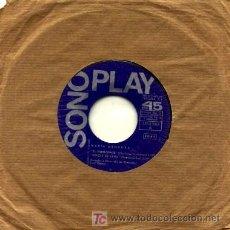 Discos de vinilo: MARIA MENDOZA ··· EL HORIZONTE / NOCHE DE LUNA / TUS LABIOS / NO VUELVAS MAS - (EP 45 RPM). Lote 25166575