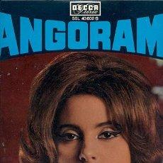 Discos de vinilo: LP 33 RPM / MARIO CAVALLERO Y SU ORQUESTA / TANGORAMA //// EDITADO POR DECCA. Lote 26090305