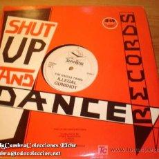 Discos de vinilo: MAXI SINGLE SHUT UP AND DANCE RECORDS AÑO . Lote 4269094