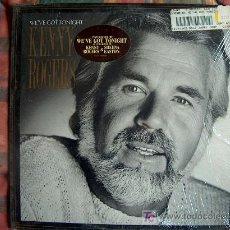 Disques de vinyle: LP - KENNY ROGERS - WE'VE GOT TONIGHT - ORIGINAL AMERICANO, LIBERTY RECORDS 1983. Lote 4289823