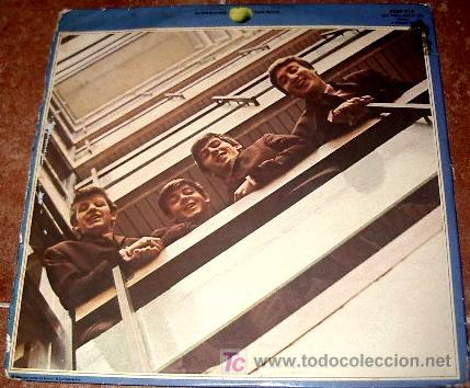THE BEATLES 1967-1970 DOBLE LP (Música - Discos - LP Vinilo - Rock & Roll)