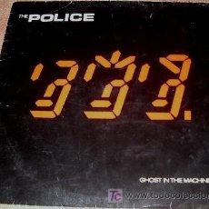 Discos de vinilo: THE POLICEGHOST IN THE MACHINE. Lote 8275704