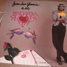 Discos de vinilo: JUAN LUIS GUERRA - 440BACHATA ROSA. Lote 8389802