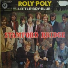 Discos de vinilo: STAMFORD BRIDGE: ROLY POLY & LITTLE BOY BLUE. AÑO: 1970. Lote 4338318