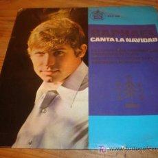 Discos de vinilo: ANTIGUO DISCO SINGLE RAPHAEL CANTA LA NAVIDAD AÑO 1965 DE HISPA VOX. Lote 4300579