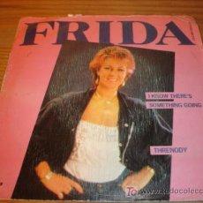 Discos de vinilo: ANTIGUO DISCO SINGLE FRIDA AÑO 1982. Lote 4300595