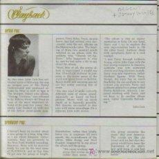 Discos de vinilo: JOHNNY WINTER + ARGENT + CHAMBERS BROTHERS + JOHN HAMMOND-GOOD MORNING LITTLE SCHOOL GIRL +. Lote 4302341
